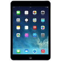 Apple - Ipad Mini 2 Retina Wi-fi 16gb Space Gray-spa