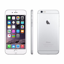 Iphone 6 128gb 4g Silver Iusacell Sellado