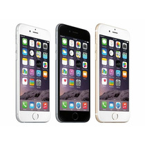 Apple Iphone 6 16gb Touch Id 4.7 Telcel Movisdatr Y Iusacel