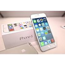 Iphone 6 Gold 16gb Con Caja Y Accesorios Iusacell
