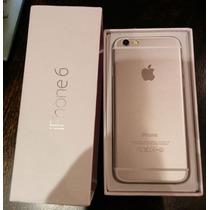Apple Iphone 6 16gb Desbloqueado-negro Y Oro