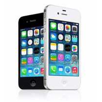 Celular Apple 4s 16gb Desbloqueado De Fabrica Blanco Y Negro