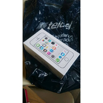 Iphone 5s 16gb En Caja Accesorios Libre De Fabrica
