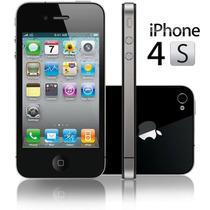 Iphone 4s 32 Gb 100% Original De Apple Sellados A Estrenar