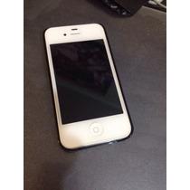 Iphone 4 Libre De Fabrica (vendo O Cambio)
