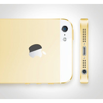 Iphone 5s 32gb Dorado Libre De Fabrica