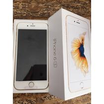 Iphone 6s Nuevo 16g Dorado Iusacell !! Nuevo !!!!