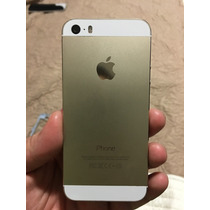 Iphone 5s 64gb Dorado Libre De Fabrica
