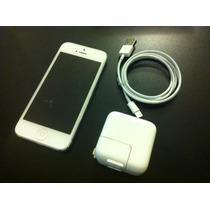 Iphone 5 16gb Gris Iusacell ¡¡ Buenas Condiciones !!