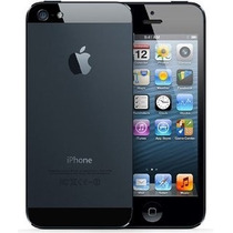 Iphone 5 64gb Libre De Fabrica Blanco Y Negro