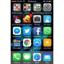 Iphone 4s 16 Gb, Se Aceptan Cambios Por Cel Android.