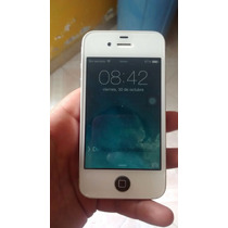 Vendo Iphone 4 De 8 Gb Movistar