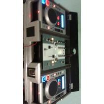 Mezcladora Pioneer 250 Y 2 Cdplayers, Cambio Por Iphone 6
