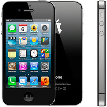 Apple Iphone 4s 32gb Libre De Fabrica 3g Meses Sin Intereses
