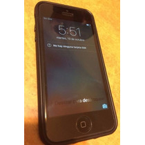 Remato Iphone 5 Detalles Por Vida Util En Orrillas