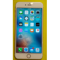 Iphone 6 Plus Dorado Telcel