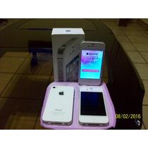 Iphone 4s 16 Gb Liberado Fabrica Superlimpios Ios 9.2