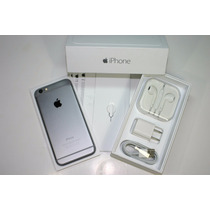 Iphone 6 Negro 64gb 4g Lte At&t Iusacell Nextel Unefon