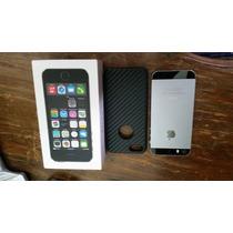 Iphone 5s, Libre De Fabrica, 16gb, Caja, Funda Y Accesorios!