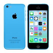 Iphone 5c Azul 16gb Liberado Cualquier Compañía Ios 8 Msi