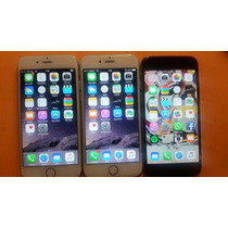 Iphone 6 64gb Telcel Iusacell Nextel Movistar Dorado Blanco
