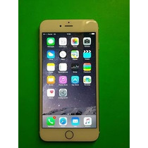 Iphone 6 Plus 64gb Gold Telcel Movistar Iusacell Unefon