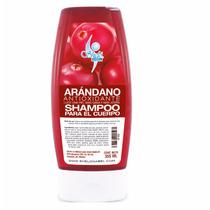 Shampoo Corporal Antioxidante De Arandano Shelo Nabel