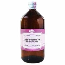 Acido Clorhidrico Acs Fco. 1 Lt