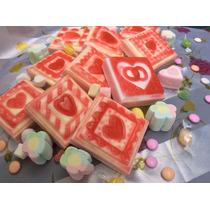 Regalos San Valentín,set 10 Jabones Artesanales Terapéuticos