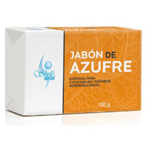 Jabon De Azufre Especial Para Cutis Graso