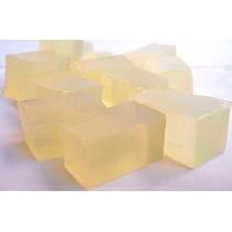 Base Pura Para Hacer Jabon Glicerina Transparente Pack 4kg