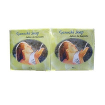 Jabon Ganozhi Tocador, Antibacterial, Dxn 80grs Super Oferta