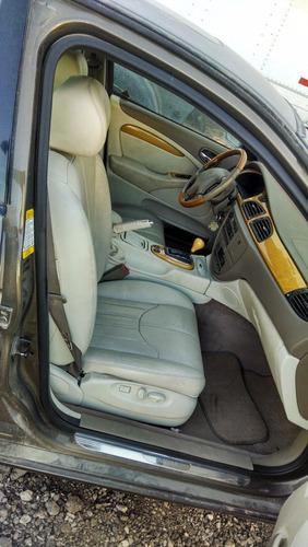 Jaguar S-type 2002 Aut. 6cil 3.0 Completo O Partes