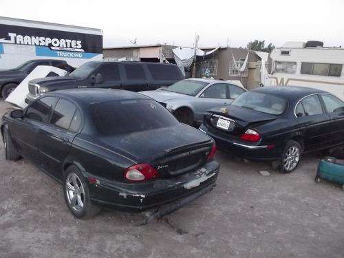 Jaguar X-type 2000 - 2008 Aut. 6 Cil Completo O Partes