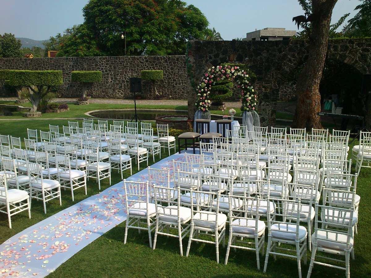 Imagen es jard n de bodas eventos quinta orqu dea for Jardin quinta real morelos