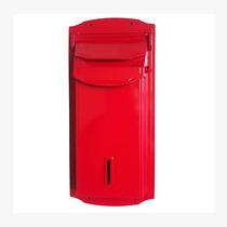 Buzón Italian Rojo Brillante O Negro Mate 36x16.3 Cm