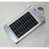 Luminaria Solar 5w All-in-one Leds High Bright
