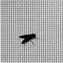 Rollo Malla Mosquitero En Polietileno Gris 0.60x30 Mts