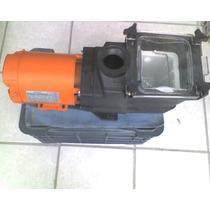 Motobomba Para Alberca Orum 3/4hp Motor Siemens
