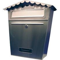 Letter Box - Supahome Acero Inoxidable Página Principal Del