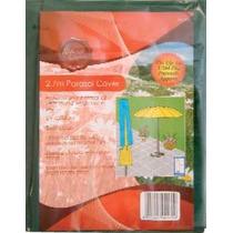 Cubierta Parasol - 2.7mm 25x 50cm Rotary Tendedero Jardín