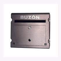 Buzon Eco Cafe Aluminio Inoxidable 31 X 17.5 X 7.5 Cms