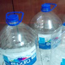 Garrafón De Plástico Vacío De 10.1 Litros Para Agua