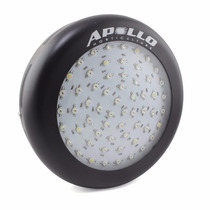 Sistema Luz Led Redonda Cultivo Plantas Crecimiento Apollo