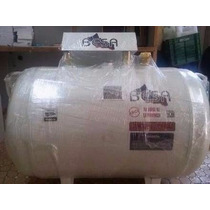 Tanque De Gas Estacionario De 300 Litros Instalado