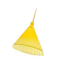 Escoba Plástica Flexible 132051 Para Jardín 26 Dientes Hm4