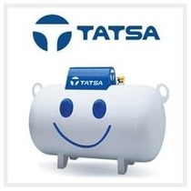 Tanque Estacionario De 300 Lts Tatsa Instalado