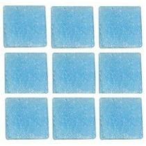 Mosaico Veneciano Azul Acapulco 2 X 2 Fontibre