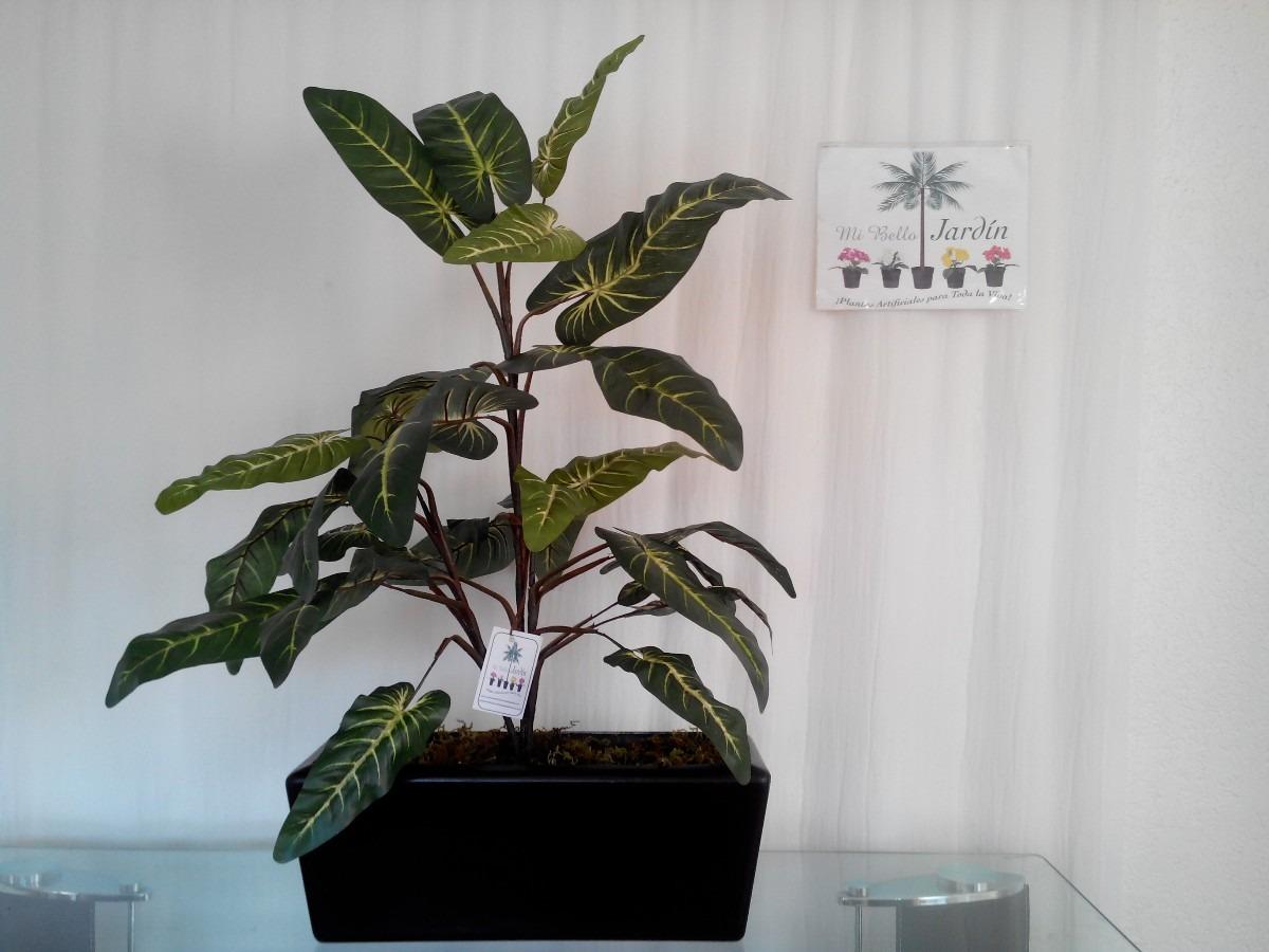 Jardineras con plantas artificiales maa 1 en - Jardineras con plantas ...