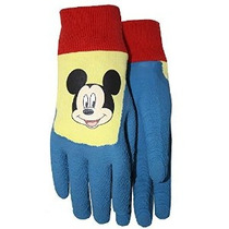 Guantes Midwest Guante My100t Del Niño Mickey Mouse Aferrars